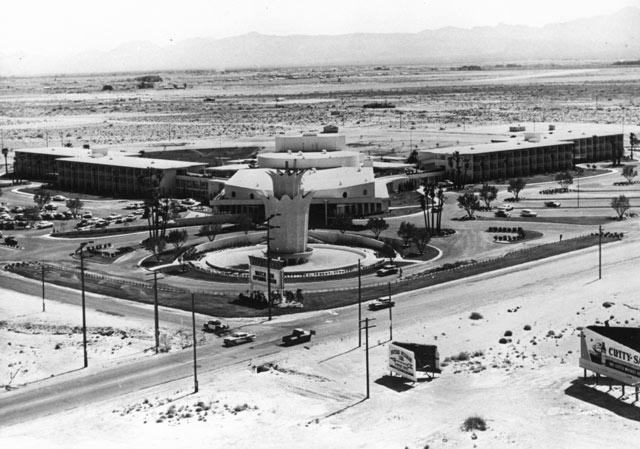 Tropicana Hotel in Las Vegas, 1957